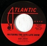 Watching The Late Late Show / Sookie Sookie - Don Covay & The Goodtimers