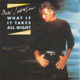 What If It Takes All Night - Don Johnson