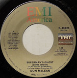 Superman's Ghost - Don McLean