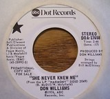 She Never Knew Me - Don Williams