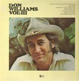 Vol. III - Don Williams