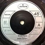 Memphis / Leave Him (Part 1) - Don Covay