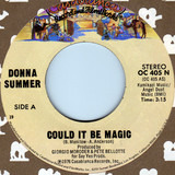 Could It Be Magic - Donna Summer