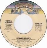 Heaven Knows - Donna Summer