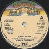 Sunset People - Donna Summer