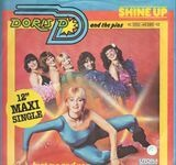Shine Up / Just Me And You - Doris D And The Pins
