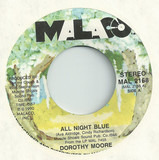All Night Blue / Talk To Me - Dorothy Moore