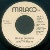 Special Occasion / Girl Overboard - Dorothy Moore