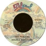 Ten Percent / Pick Me - Double Exposure