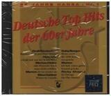 25 Jahre Hansa - Nr.1 - Deutsche Top Hits Der 60er Jahre - Drafi Deutscher /Manuela / Michael Holm a.o.