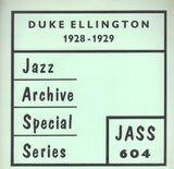 1928-1929 - Duke Ellington