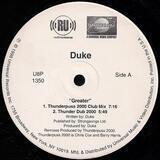 Greater - Duke