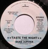 Taste the Night - Duke Jupiter