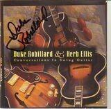 Conversations in Swing Guitar - Duke Robillard And Herb Ellis