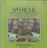 Chamber Musik - Volume V - Dvořák - Austrian String Quartet / Dumka Trio