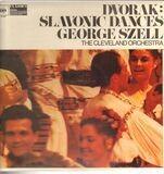 SLAVONIC DANCES - Dvořák/ The Cleveland Orchestra, G. Szell