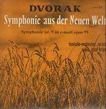 Symphonie aus der Neuen Welt,, tonhalle-orch, zürich, krips - Dvorak