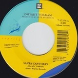 Santa Can't Stay / The Christmas Song (Chestnuts Roasting On An Open Fire) - Dwight Yoakam
