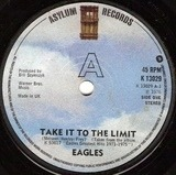 Take It To The Limit / Best Of My Love - Eagles