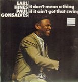 It Don't Mean a Thing If It Ain't Got That Swing! - Earl Hines & Paul Gonsalves