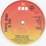 Can't Let Go - Earth, Wind & Fire