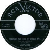 Somebody Bad Stole De Wedding Bell / Lovin' Spree - Eartha Kitt With Henri René And His Orchestra And Chorus