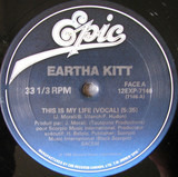 This Is My Life - Eartha Kitt