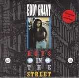 Boys In The Street / Time To Let Go - Eddy Grant