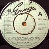 I Love You Yes, I Love You - Eddy Grant