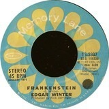 Frankenstein / Free Ride - Edgar Winter