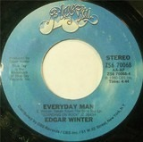 Love Is Everywhere / Everyday Man - Edgar Winter
