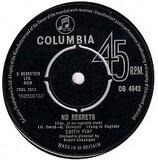 No Regrets / Exodus - Edith Piaf