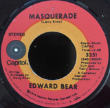 Masquerade - Edward Bear