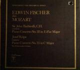 Edwin Fischer Plays Mozart - Mozart