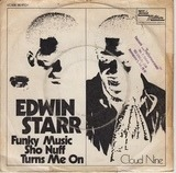 Funky Music Sho Nuff Turns Me On - Edwin Starr