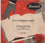 Ella Fitzgerald Sings (Volume 1) - Ella Fitzgerald