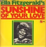 Sunshine of Your Love - Ella Fitzgerald
