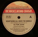 Heartache All Over The World - Elton John
