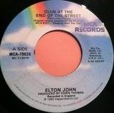 Club At The End Of The Street - Elton John
