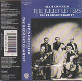 The Juliet Letters - Elvis Costello And Brodsky Quartet