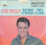 That's All Right / Blue Moon Of Kentucky - Elvis Presley