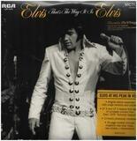 That's The Way IT Is -4lp - Elvis Presley