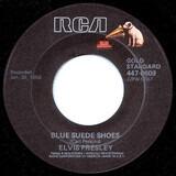 Blue Suede Shoes / Tutti Frutti - Elvis Presley