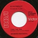 Heartbreak Hotel / I Was The One - Elvis Presley