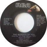 The Wonder Of You / Mama Liked The Roses - Elvis Presley