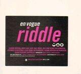 riddle - En Vogue