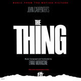 The Thing - Music From The Motion Picture - Ennio Morricone