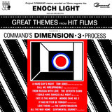 Great Themes From Hit Films In Dimension 3 - Enoch Light And His Orchestra