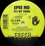 It's My Thing / You're A Customer - Epmd