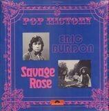 Pop History - Eric Burdon, Savage Rose
